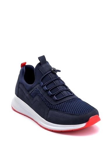 Derimod Erkek Ayakkabı(Dnp-1000-3413) Sneaker Lacivert